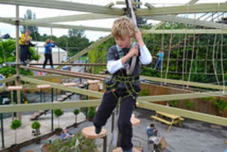 Planters Sky Trail Adventure - Annual Entry to the Sky Trail Adventure High Ropes Course - Save 50%