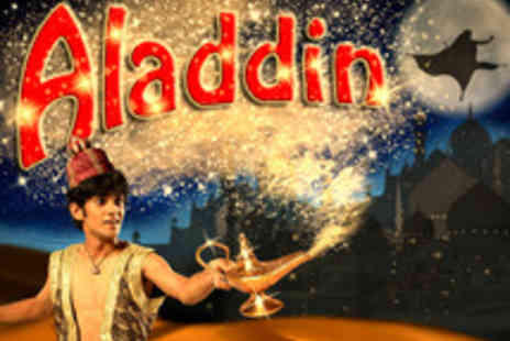 The Dancehouse Theatre - Tickets to Aladdin Christmas Family Pantomime - Save 55%