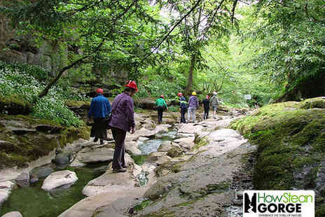 How Stean Gorge - Entry for Two Adults or Two Adults and Three Children - Save 57%