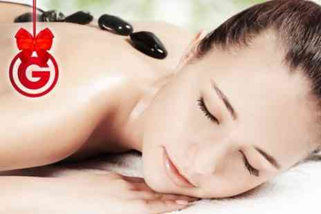 Garden spa - Massage and Facial With Manicure  - Save 68%