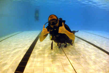 Diveworld - Two Hour Introductory Scuba Diving Lesson for One - Save 52%