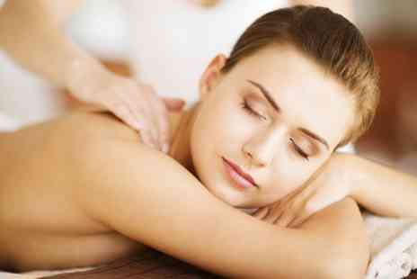 Studio de Beaute - One Hour Full Body Massage or Choice of Massage and Facial  - Save 66%