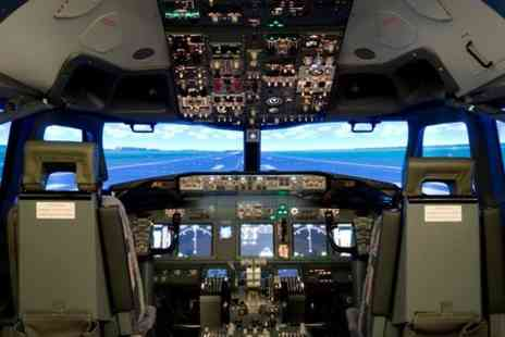 Warwickshire Flight Experience - Warwickshire Flight Experience 30 Minute or One Hour Simulator Session - Save 48%
