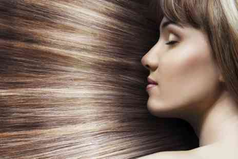 Athena Hair Studio - Wash, Cut and Blow-Dry With Conditioning Treatment - Save 0%