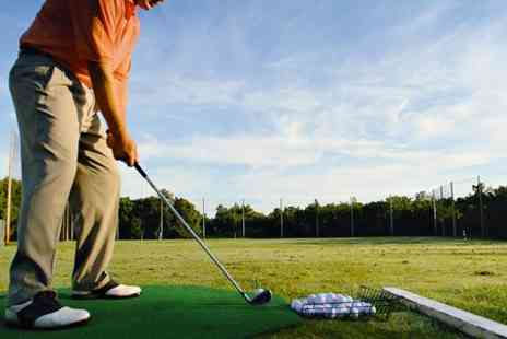 Charnwood Range - One Hour Golf Lesson With Analysis - Save 53%