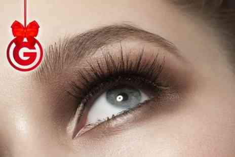 Impressions Beauty Studio - Brow Shape and Lash Tint or HD Brows - Save 50%