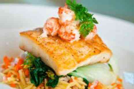 Sole Seafood - Lunch for Two with Mains, Sides, and Corkage - Save 58%