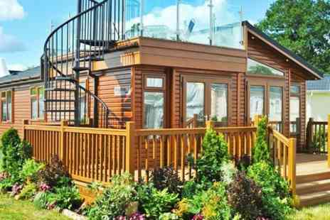 The Dream Lodge Group - One Night Self Catering Stay For Two - Save 0%