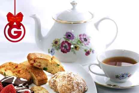 Tillies Tearoom - Afternoon Tea For Two  - Save 53%