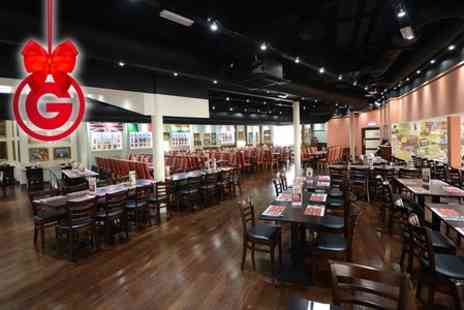 Jimmy Spices - Christmas Day World Cuisine All You Can Eat Buffet With Wine For Two  - Save 0%