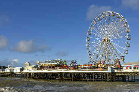 The Melville Hotel - Celebrate New Year in Blackpool with a hotel break  - Save 50%