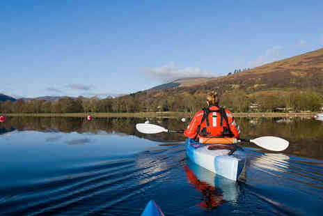 Frodsham Watersports - Half Day Kayaking Session for up to Two - Save 62%