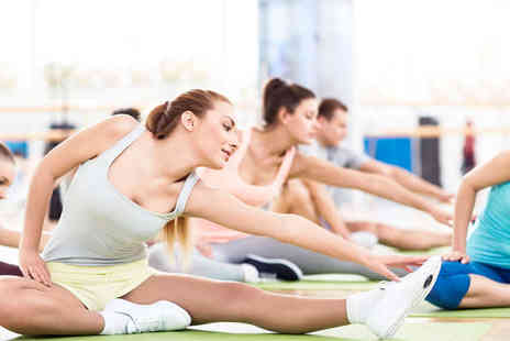 The Transformers - Six Mix and Match Yoga and Fitness Classes - Save 85%