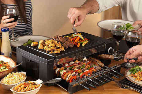 Table Top Grilling - Roto Griddle, Delivery Included - Save 0%