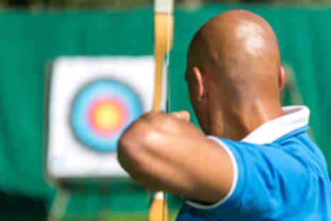 Mad Renaline Activities - One Hour Archery Experience with Tuition - Save 54%