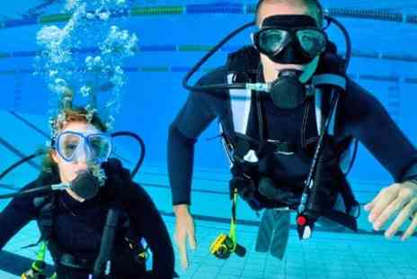 Fins Scuba - Padi Open Water Referral Course For One  - Save 60%