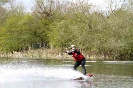 Club Wake Park - Beginners Wakeboarding Class  - Save 50%