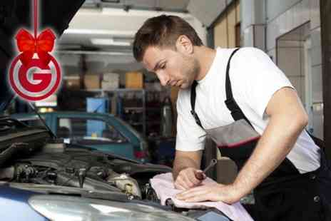BVS Mechanics - Vehicle Service With Oil Change Plus Mini Valet - Save 0%