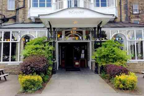 The Cairn Hotel - Harrogate Stay For Two With Breakfast and Prosecco  - Save 40%