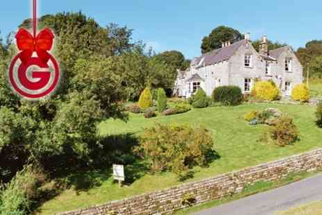 The Inn at Hawnby - One Night stay For Two With Breakfast and Dinner - Save 0%