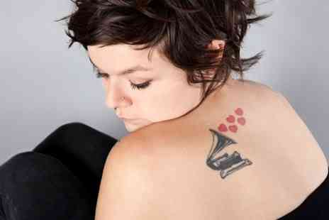 Laser4you - Three Sessions of Laser Tattoo Removal - Save 75%