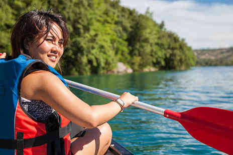 Anglia Adventures - One day canoeing trip with Anglia Adventures - Save 37%