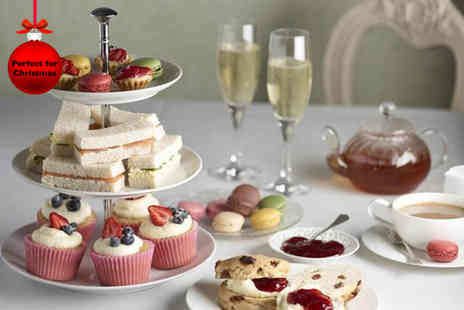 Quorn Country Hotel - Sparkling afternoon tea for Two - Save 57%