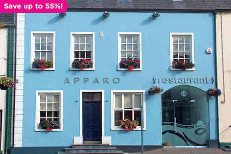 Apparo Restaurant and Hotel - A Boutique Hotel Nestled in The Sperrin Mountains - Save 55%