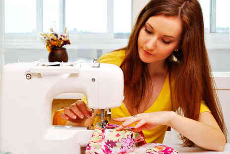 Needle Point Sewing Cafe - Introduction to the Sewing Machine Class - Save 52%