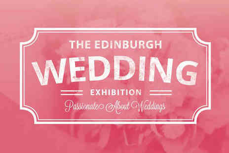 Murrayfield Rugby Stadium - Two Tickets to The Edinburgh Wedding Exhibition - Save 50%