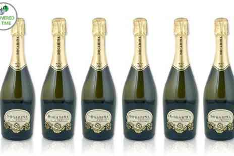 Wine Online - Six or Twelve Bottles of Dogarina Prosecco DOC - Save 51%