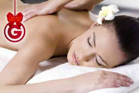 Akeba - Luxury Facial With Back Massage Plus Wash and Blow-Dry - Save 65%