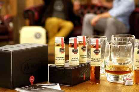 Flaviar -  Five Whiskies With a £10 Gift Voucher With Free Delivery - Save 67%
