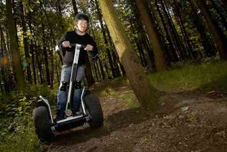 Segway Events - Segway Events Rally Experience For Two - Save 99%