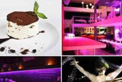 The Brickhouse - Four course meal for one with Eclectric Cabaret Entertainment - Save 50%