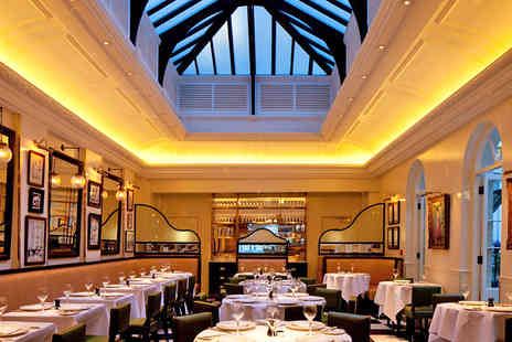 Boulestin - Classic Three Course French Fine Dining - Save 40%