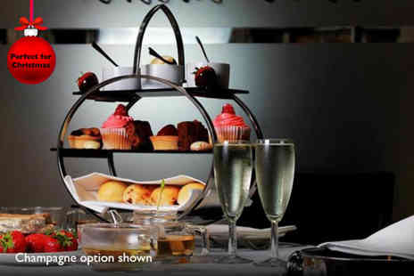 Number Twelve - Afternoon tea for two or including champagne - Save 62%