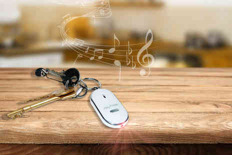 Thumbs Up - Whistle key finder - Save 38%