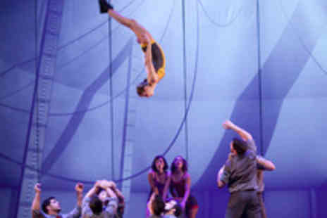 Wales Millennium Centre - One Ticket to Cirkopolis in Cardiff - Save 32%