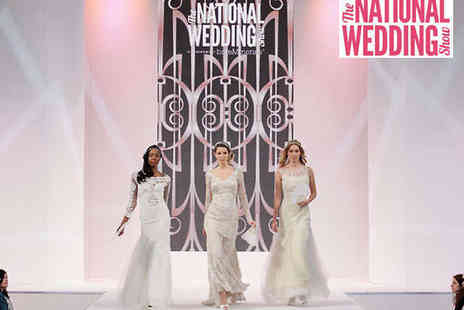 Manchester Central - Ticket to The National Wedding Show on February 7 or 8 - Save 45%