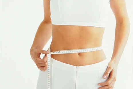 Caldy Laser Lipo - Four Sessions of Strawberry Laser Lipo - Save 73%