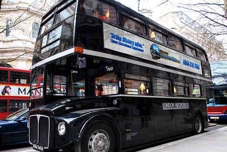 The London Time Tour Bus - One Ticket  for the London Time Tour Bus Experience - Save 0%