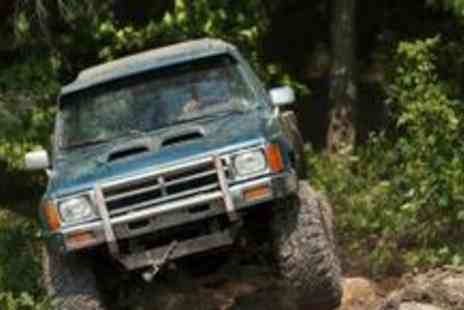 Shandon Off Road Challenge - 4x4 driving challenge - Save 70%