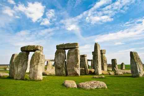 Premium Tours  -  Child or Adult  Ticket with Premium Tours to  Stonehenge and Bath - Save 50%