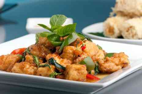 Pure Oriental - Asian Takeaway for 50% Off Food  - Save 50%