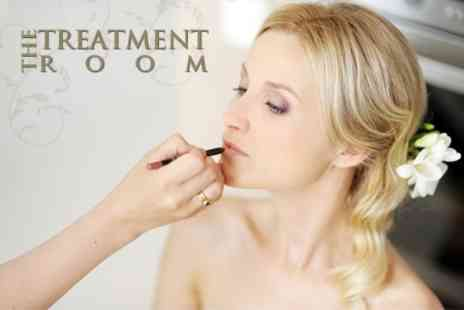 The Treatment Room - Bridal Makeup For Four for £69 - Save 66%