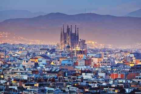 Hotel Grums - Barcelona Stay For Two  - Save 0%