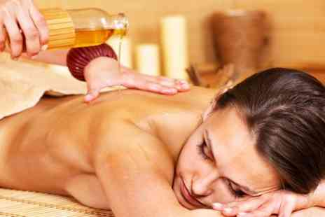 Butterfly Beautys - Full Body or Aromatherapy Massage  With Facial - Save 0%