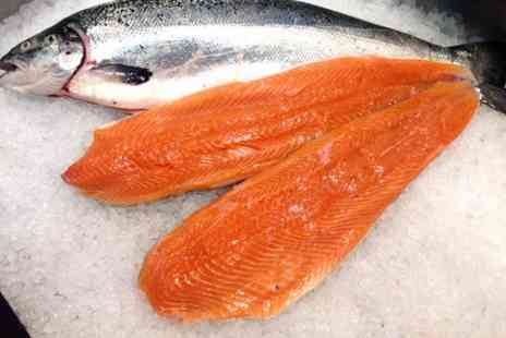Out Of The Deep - Whole  or Smoked  Scottish Salmon - Save 0%