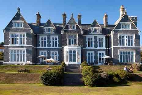 Whitsand Bay Hotel - Two Night Stay For Two With Breakfast - Save 0%